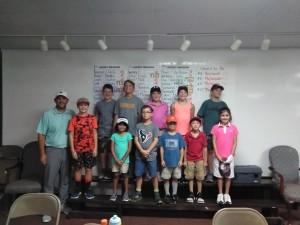 June camp 8